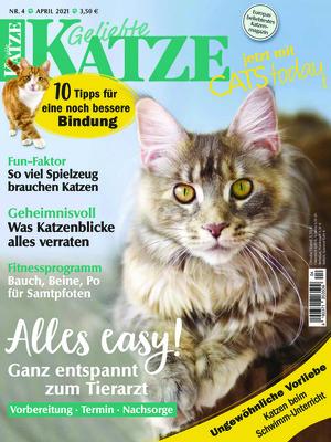 Geliebte Katze (04/2021)