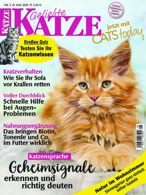 Geliebte Katze (05/2021)