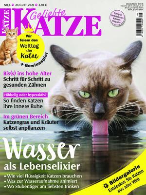Geliebte Katze (08/2021)