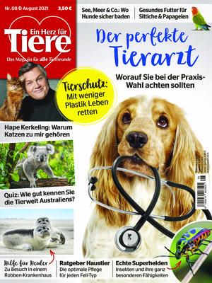 Ein Herz für Tiere (08/2021)