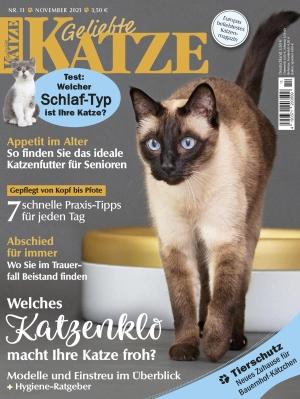 Geliebte Katze (11/2021)