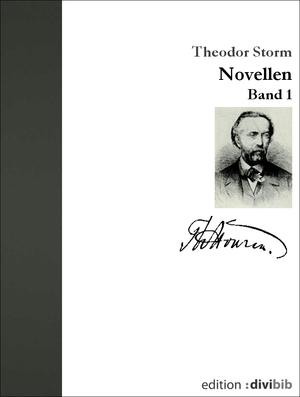 Novellen, Band 1