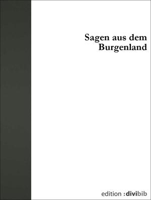 Sagen aus dem Burgenland