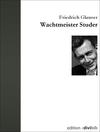 Vergrößerte Darstellung Cover: Wachtmeister Studer. Externe Website (neues Fenster)