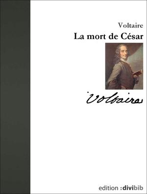 La mort de César