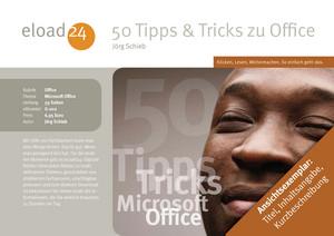 50 Tipps und Tricks zu Office