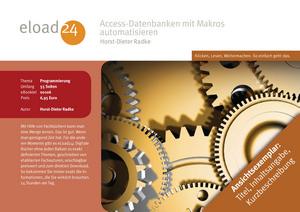 Access-Datenbanken mit Makros automatisieren