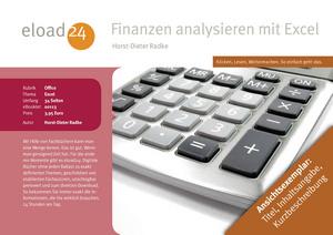 Finanzen analysieren mit Excel