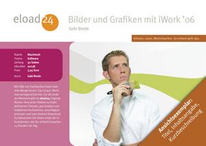 Bilder und Grafiken mit iWork '06