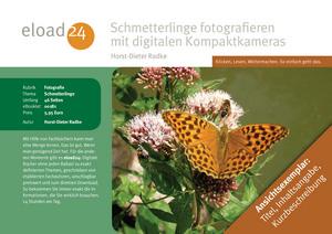 Schmetterlinge fotografieren mit Digitalkameras
