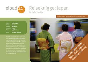Reiseknigge: Japan