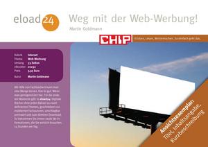 Weg mit der Web-Werbung!