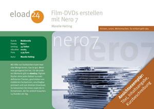 Film-DVDs erstellen mit Nero 7