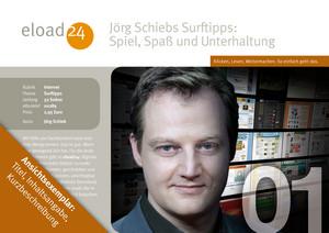 Jörg Schiebs Surftipps: Spiel, Spaß und Unterhaltung