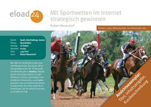 Mit Sportwetten im Internet strategisch gewinnen