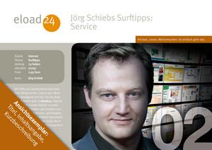 Jörg Schiebs Surftipps: Service