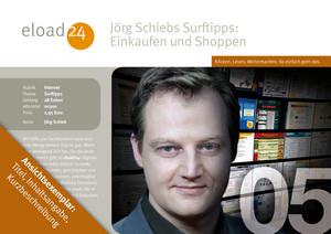 Jörg Schiebs Surftipps: Einkaufen und Shoppen