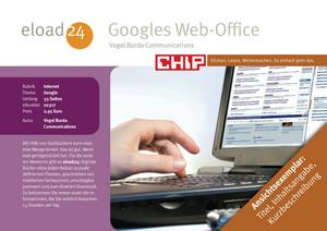 Googles Web-Office