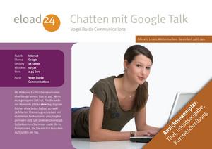 Chatten mit Google Talk