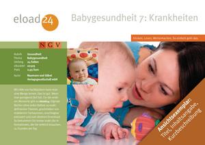 Babygesundheit 7: Krankheiten