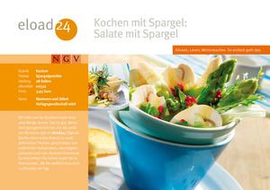 Kochen mit Spargel: Salate mit Spargel