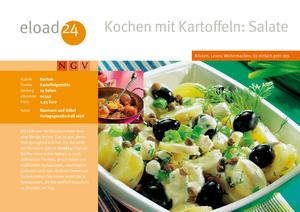 Kochen mit Kartoffeln: Salate