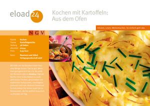 Kochen mit Kartoffeln: Aus dem Ofen