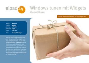 Windows tunen mit Widgets