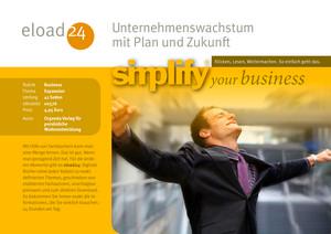 Unternehmenswachstum mit Plan und Zukunft