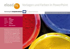 Vorlagen und Farben in PowerPoint