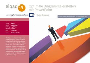 Optimale Diagramme erstellen mit PowerPoint