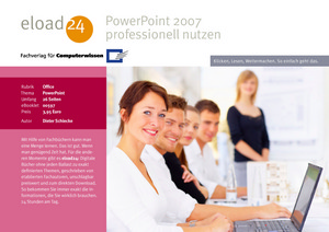 PowerPoint 2007 professionell nutzen