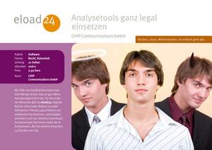 Analysetools ganz legal einsetzen