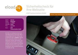 Sicherheitscheck für Ihre Webseite