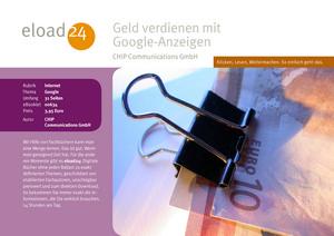 Geld verdienen mit Google-Anzeigen
