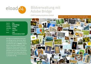 Bildverwaltung mit Adobe Bridge