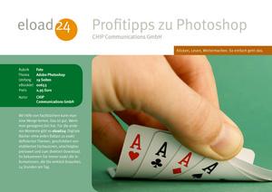 Profitipps zu Photoshop