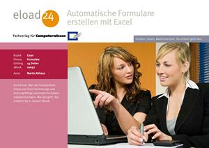 Automatische Formulare erstellen mit Excel
