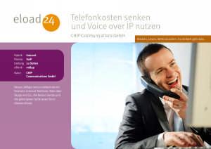 Telefonkosten senken und Voice over IP nutzen