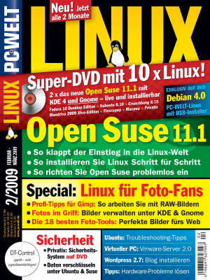 Open Suse 11.1