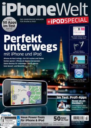 iPhone-WELT: Perfekt unterwegs mit iPhone und iPod