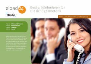 Besser telefonieren (2)