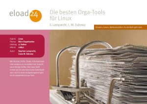 Die besten Orga-Tools für Linux