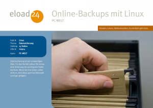 Online-Backups mit Linux