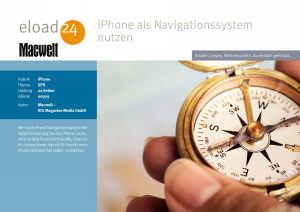 iPhone als Navigationssystem nutzen