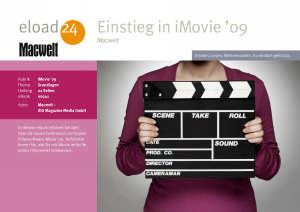 Einstieg in iMovie '09