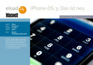 iPhone-OS 3: Das ist neu