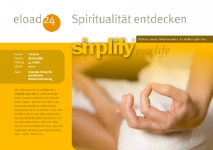 Spiritualität entdecken