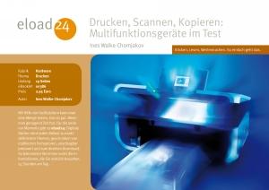 Drucken, Scannen, Kopieren: Multifunktionsgeräte im Test