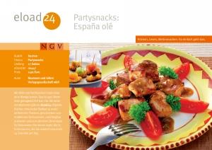 Partysnacks: España olé